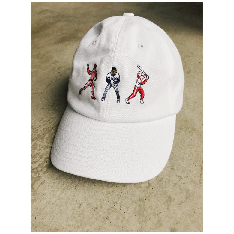Image of BASEBALL CAP 『やきゅ』
