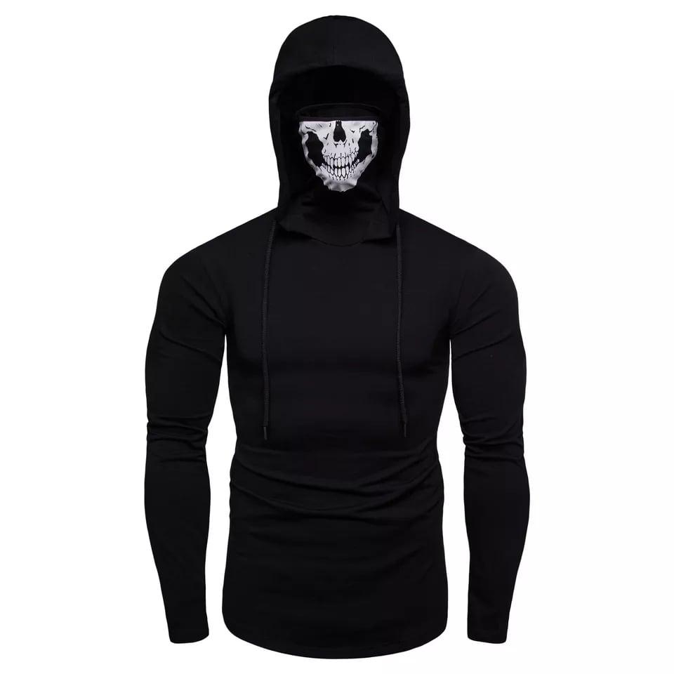 Image of Skulled Ninja Hoodie