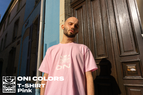 Image of ONI COLORS Pink