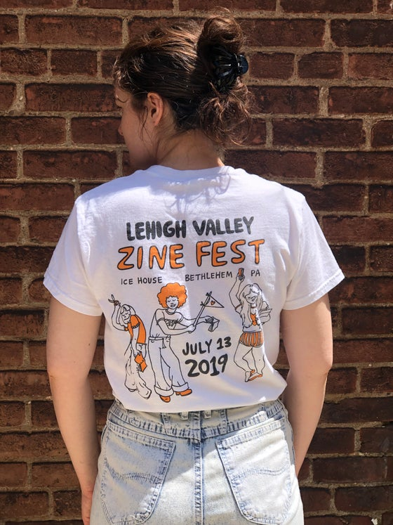 Image of LVZF 2019 Tee