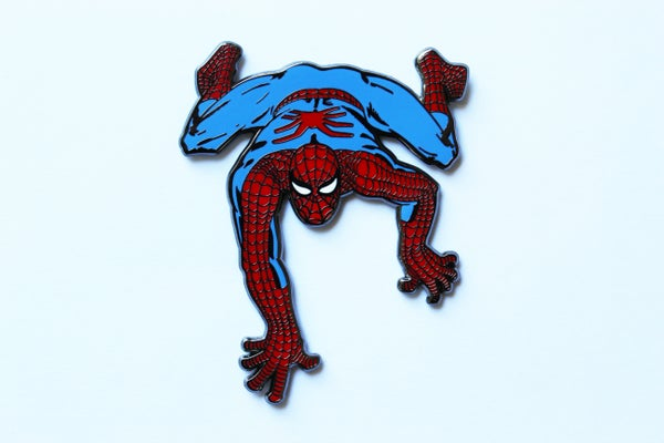 Image of WALLCRAWLER  - Hard Enamel
