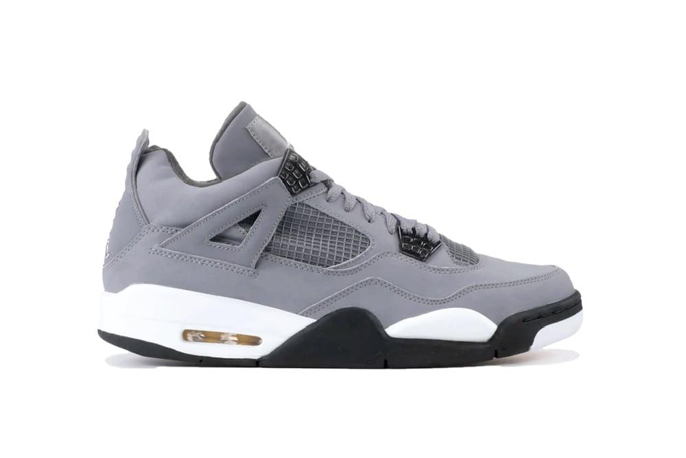 Image of Jordan 4 Retro Cool Grey (2019) 308497-007