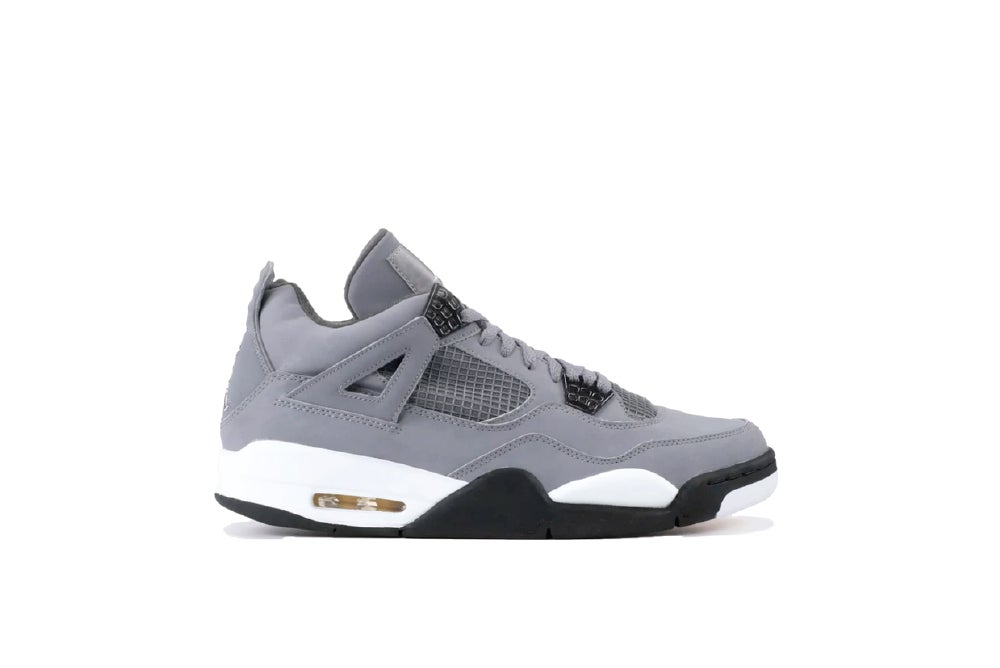 Image of Jordan 4 Retro Cool Grey GS (2019) 408452-007