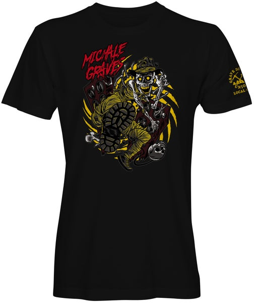 Image of Pre-Sale Michale Graves Smash T-shirt