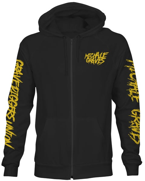 "Image of PRE-SALE Michale Graves ""Smash"" hoodie"
