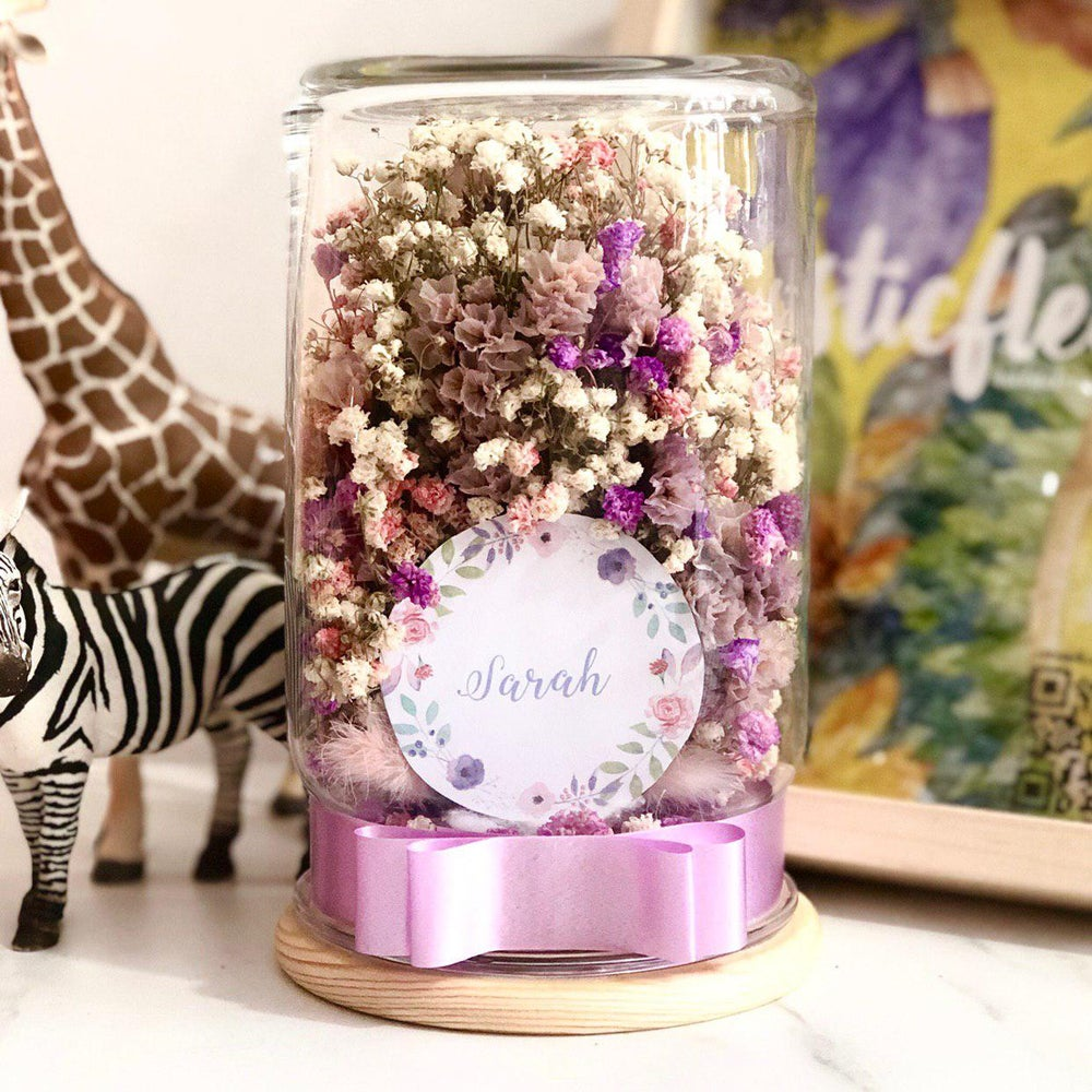 Image of Heather in a Jar