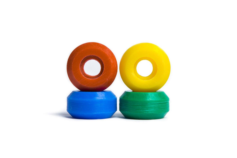 "Image of ""Crayon"" Multi Color - UHMW Anti Rockers"