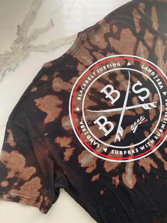 Image of Classic BBS Tee - Limited Acid Wash Collection