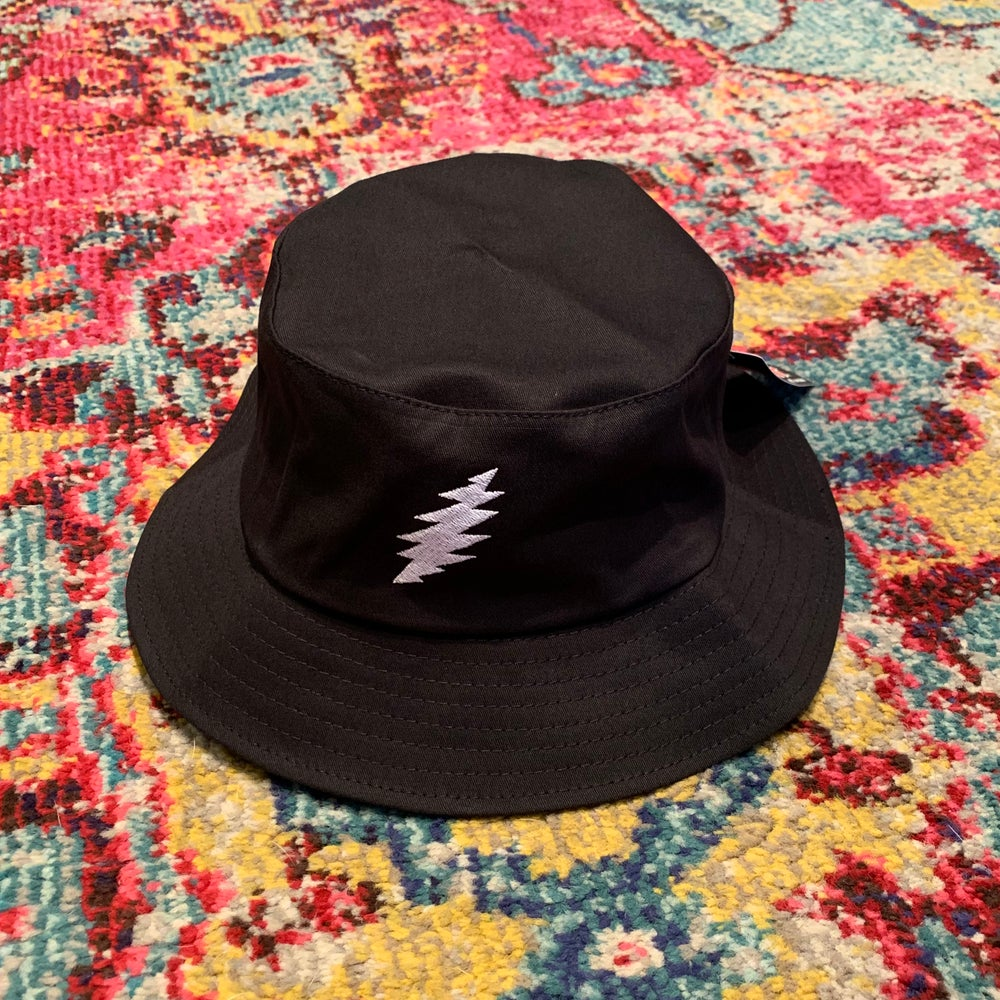 Image of Bolt Bucket Hats! Flex Fit!