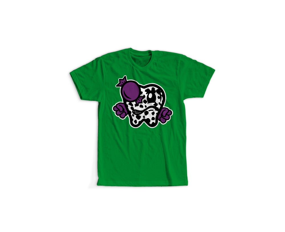 Image of Got Drip Vitas Tee Green