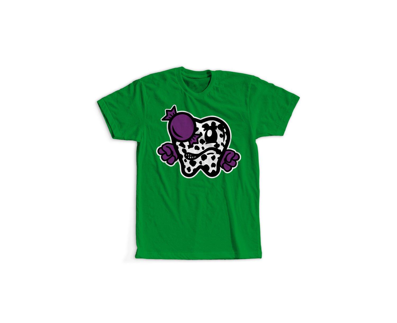 Image of Got Drip Vitas Tee Green