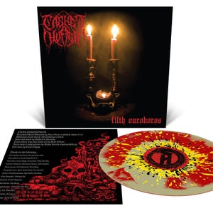 Image of Casket Huffer - Filth Ouroboros LP