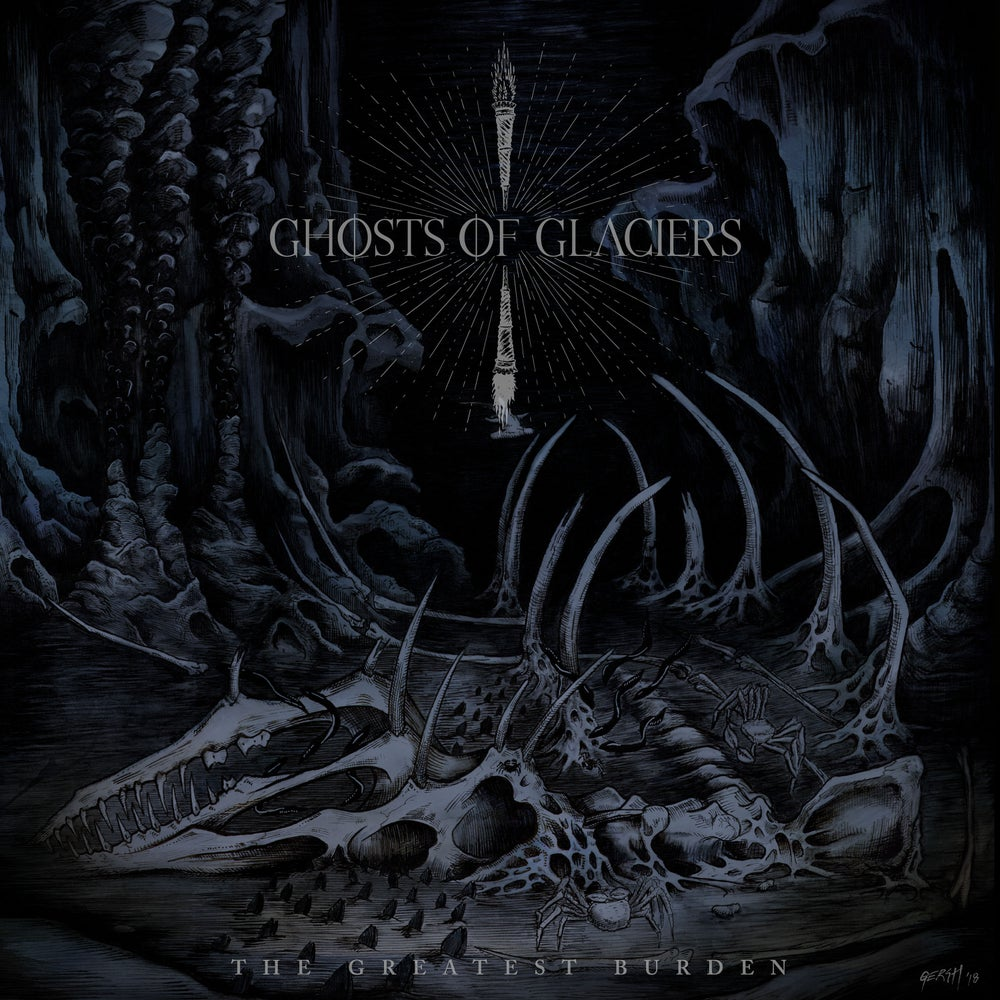 Image of Ghosts of Glaciers - The Greatest Burden CD