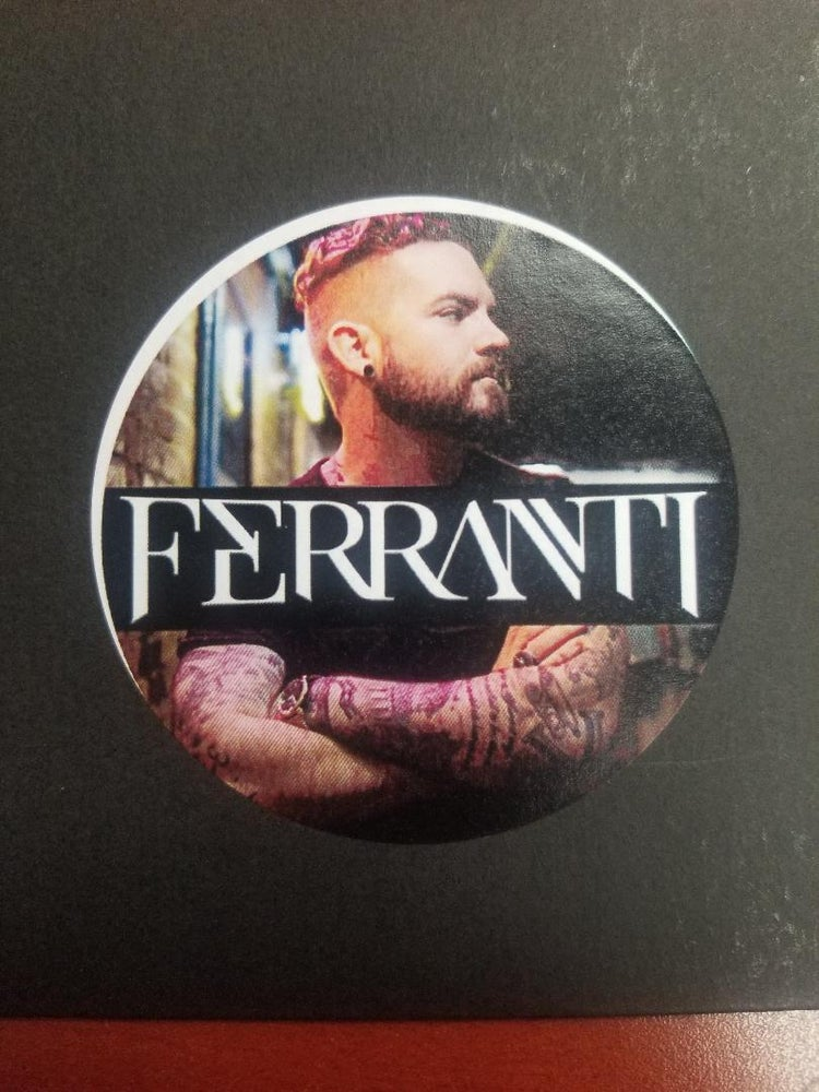 Image of Ferranti CD