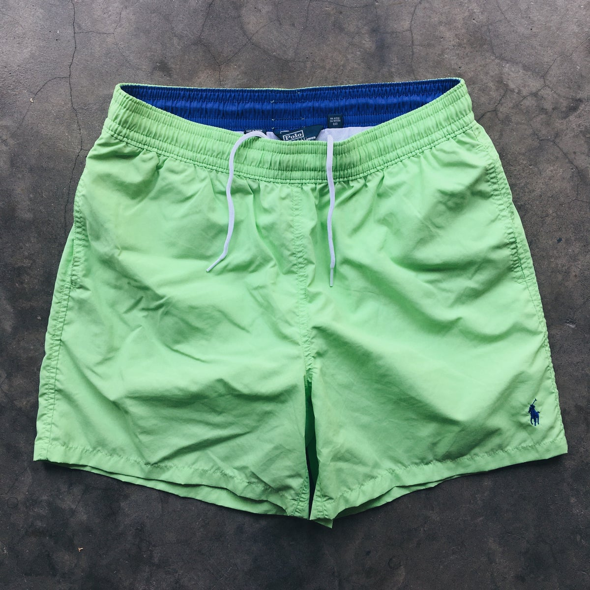 Image of Original Early 90's Polo Ralph Lauren Trunks.