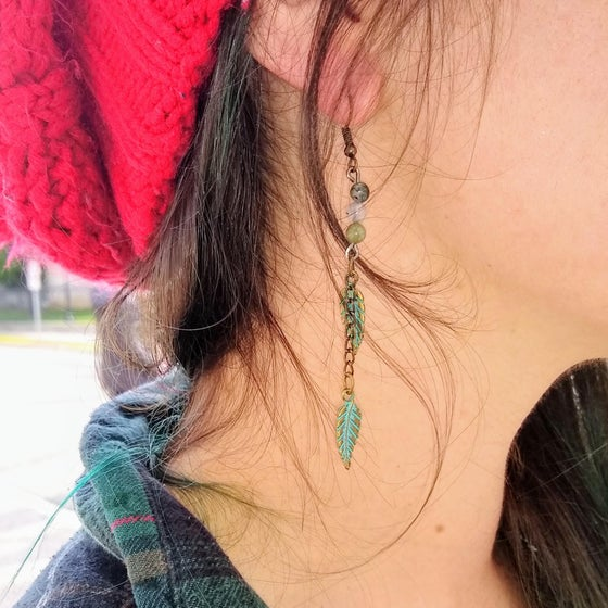 Image of Spoon & Theory Aromatherapy Diffuser Earrings