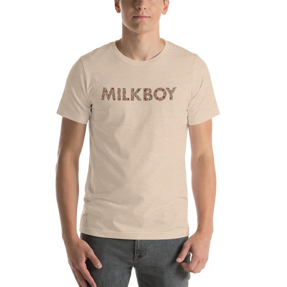 Image of MilkBoy Instruments T Heather Dust