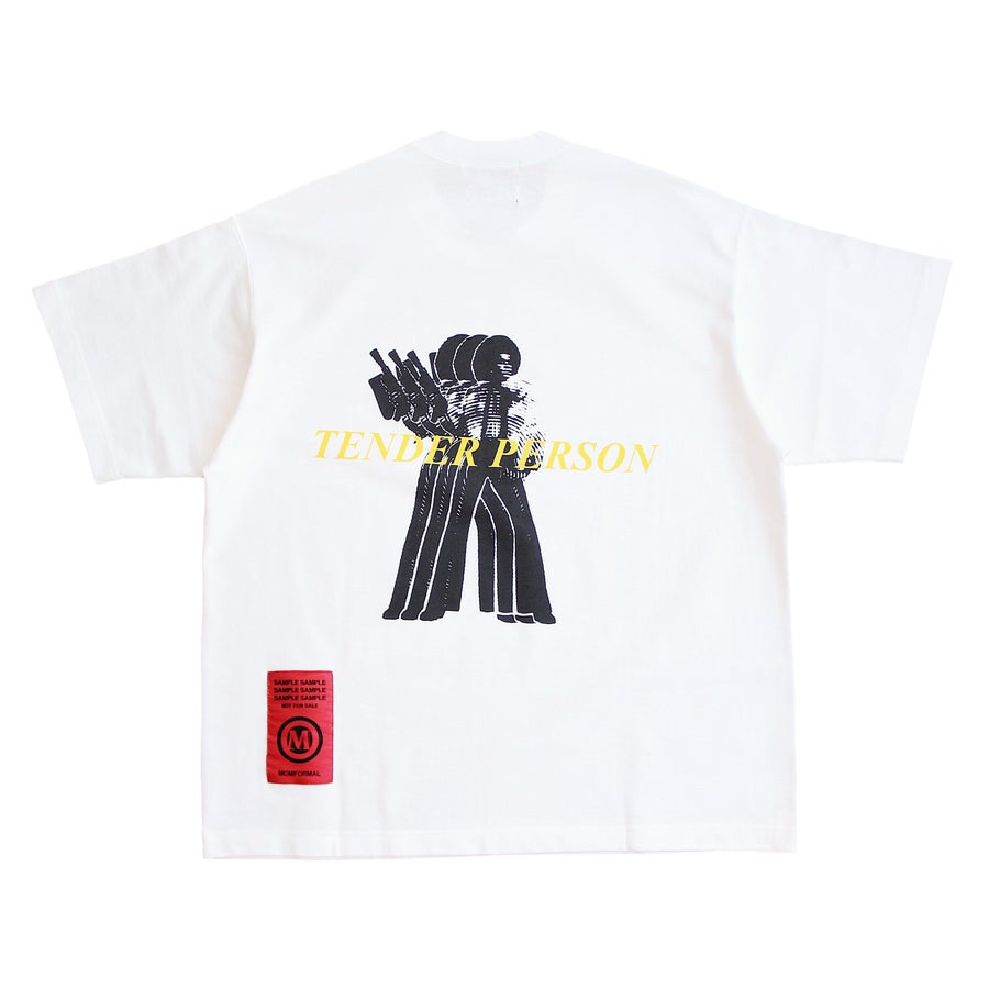 Image of JONES TEE (WHITE)