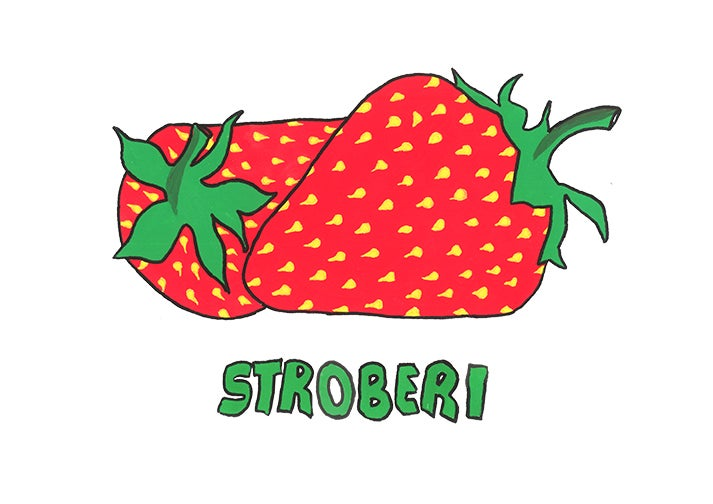 Image of STROBERI