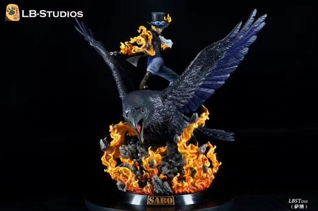 Image of [PRE-ORDER]One Piece LBS Sabo Resin Statue