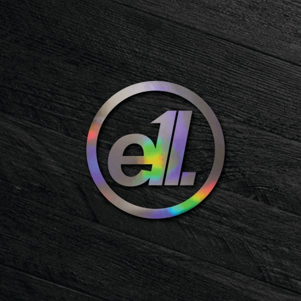 Image of E11evens - Oil chrome sticker range