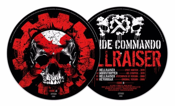 Image of Hellraiser (limited picture disc vinyl)