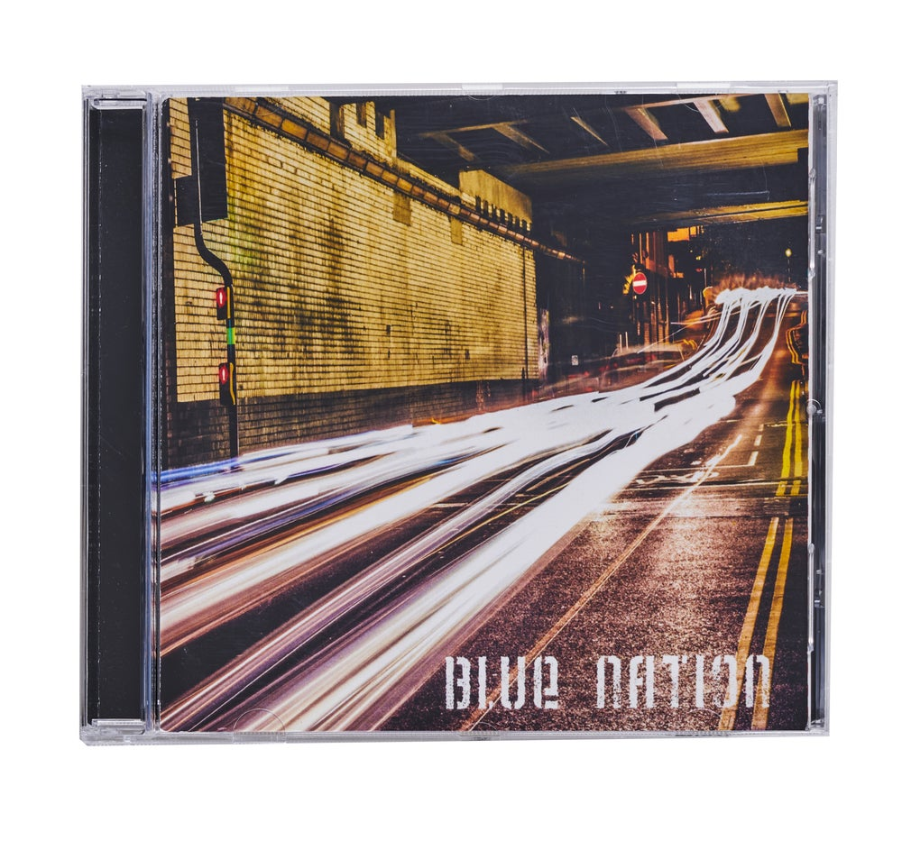 "Image of ""Cross The Line & Decide"" CD Album"