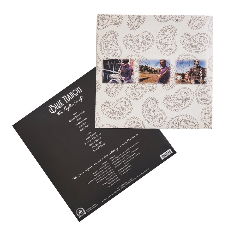 """The Kaftan Society"" Vinyl Album"