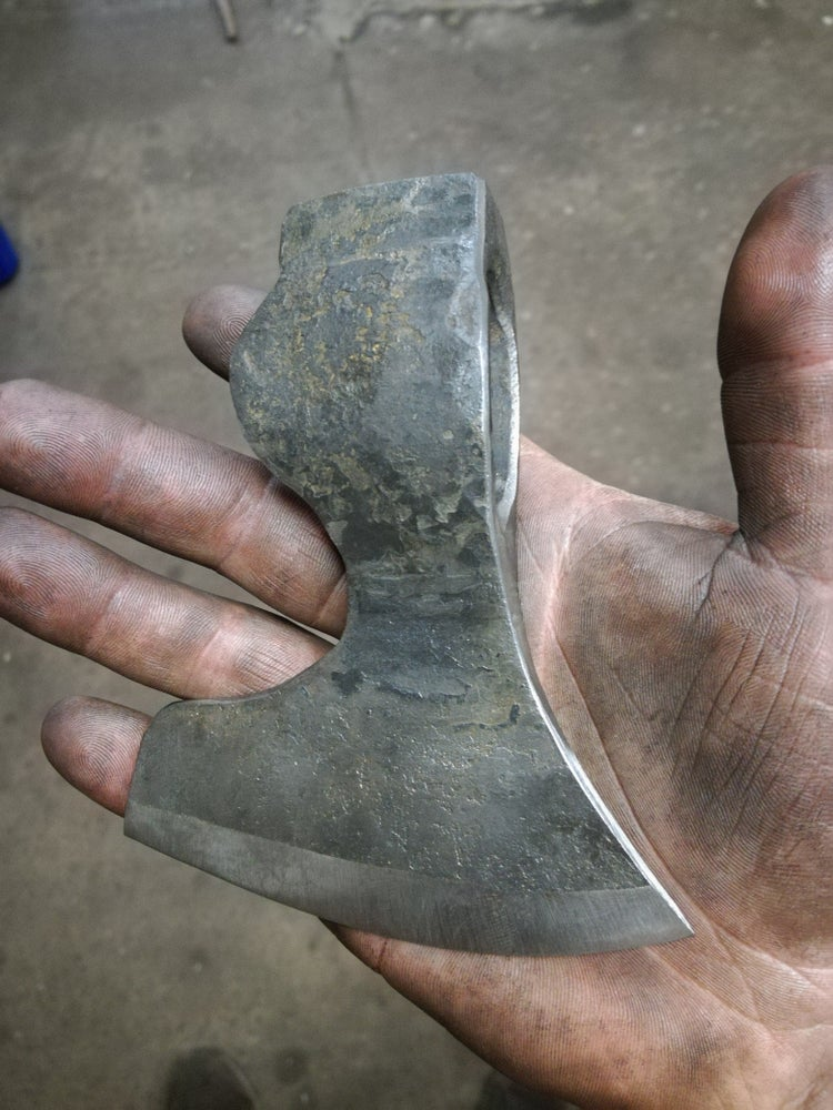 Image of Carving axe head