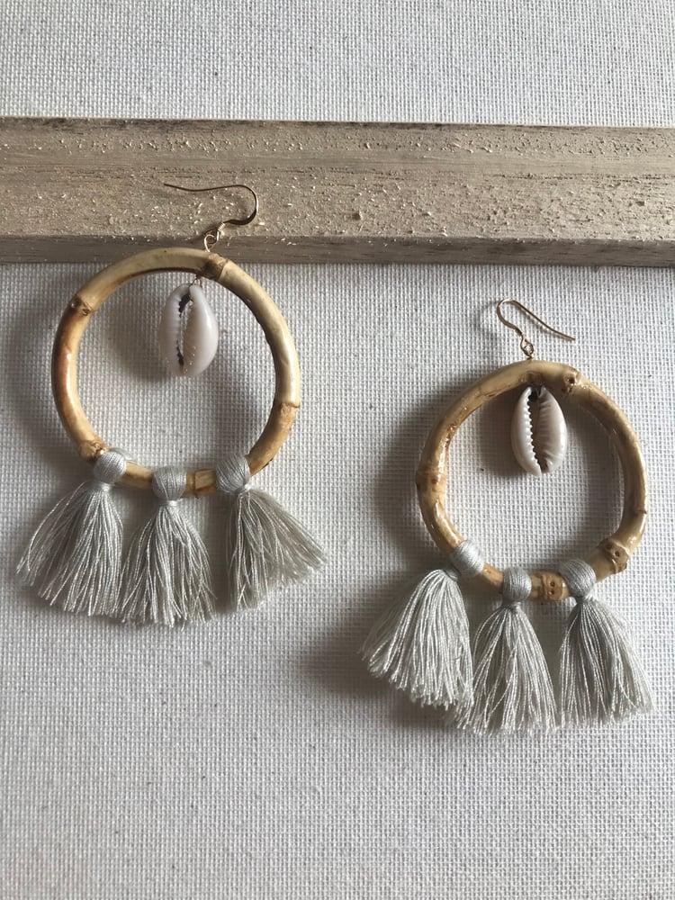 Image of Poezen - Boucles d'oreilles - 14 carats