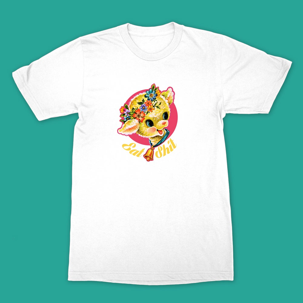Image of Cute Cult - Eat (White)