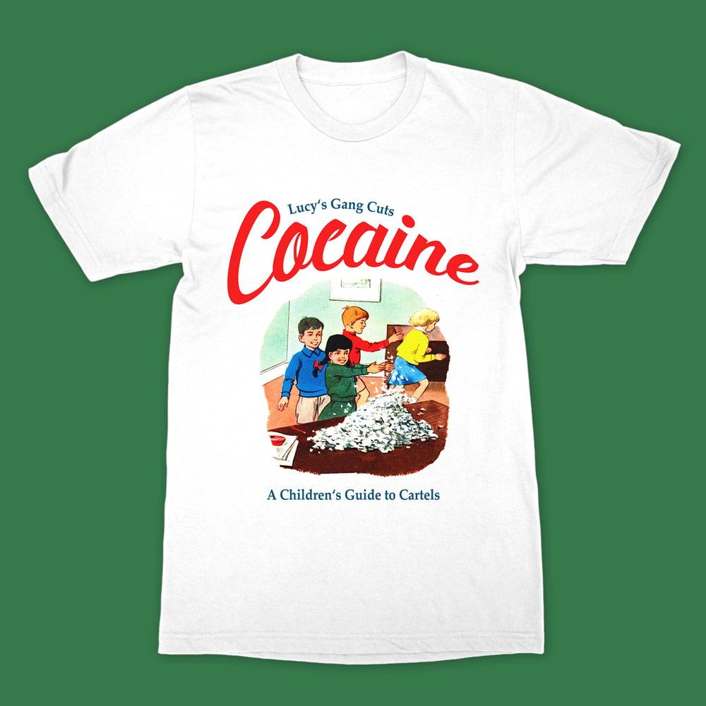 Image of Cute Cult - Kid Cartel (White)