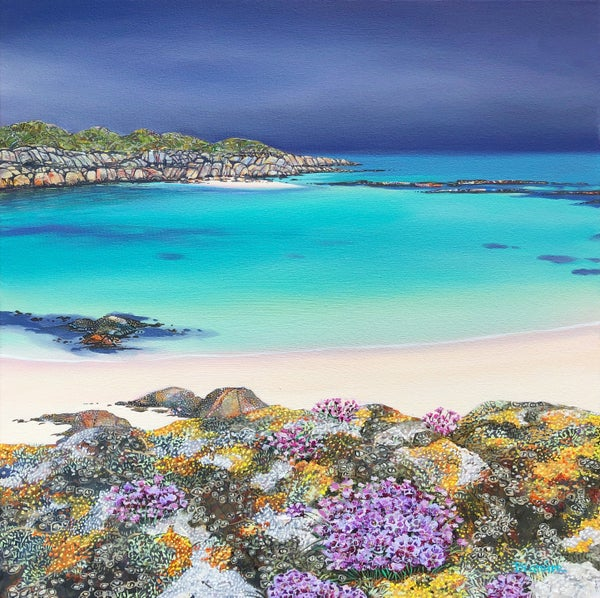 Image of Peaceful thoughts, Iona giclée print ALL sizes