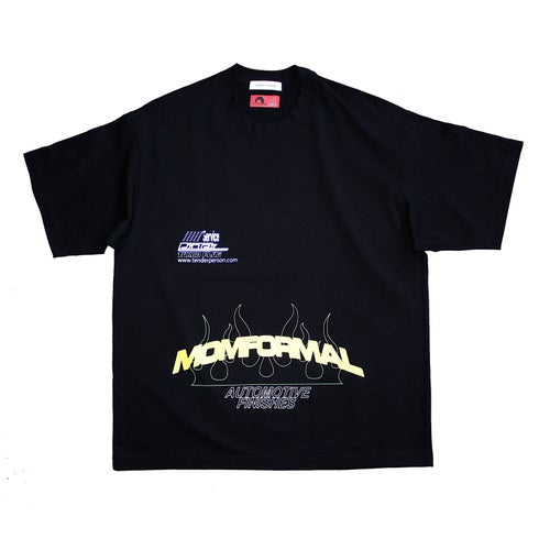 Image of JONES TEE (BLACK)