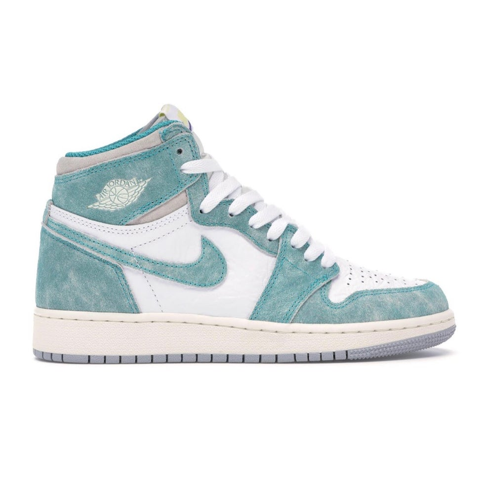 Image of Jordan 1 - Turbo Green - Size 7
