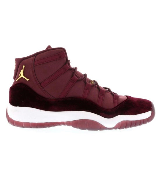 Image of Jordan 11 - Heiress Night Maroon - Size 6
