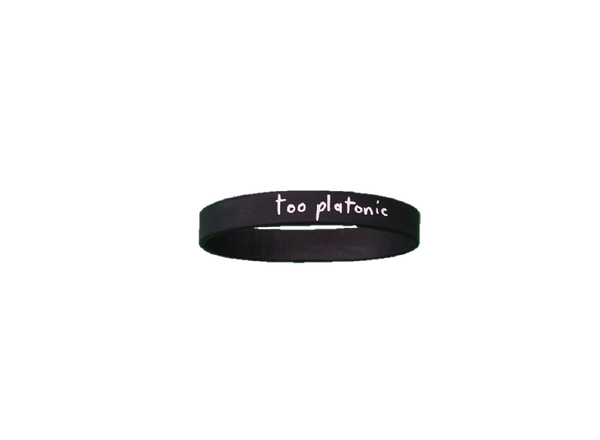 Image of black wristband