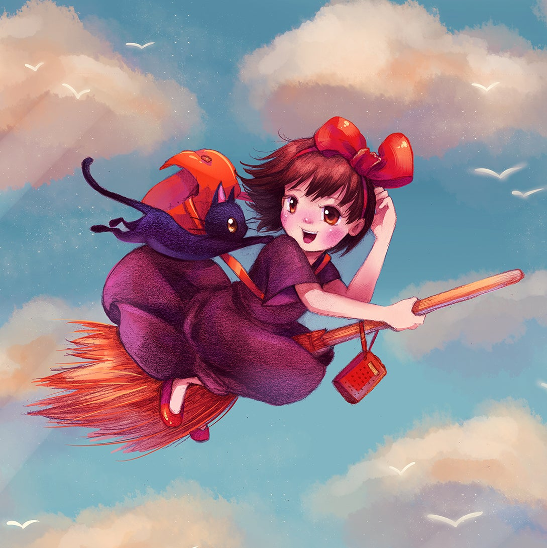 Image of Kiki's Delivery Service
