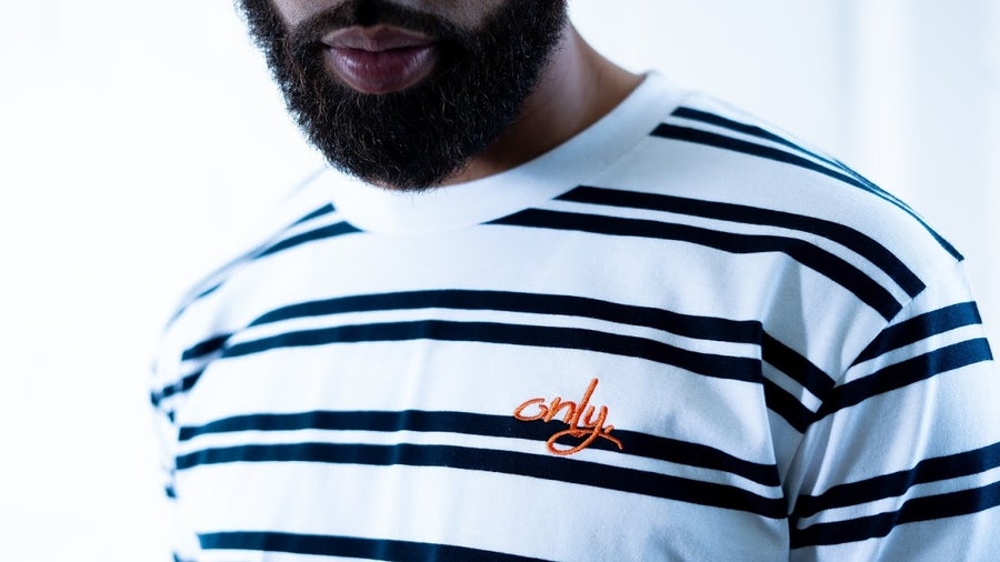 Image of Only Stripes Tee