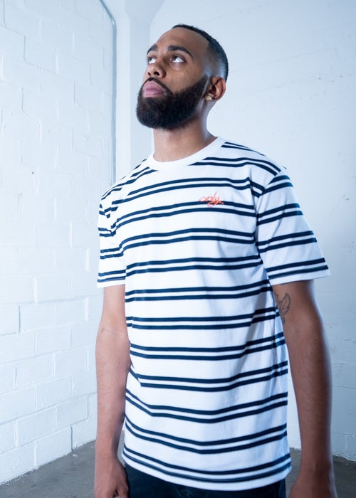 Image of Only Striped Tee