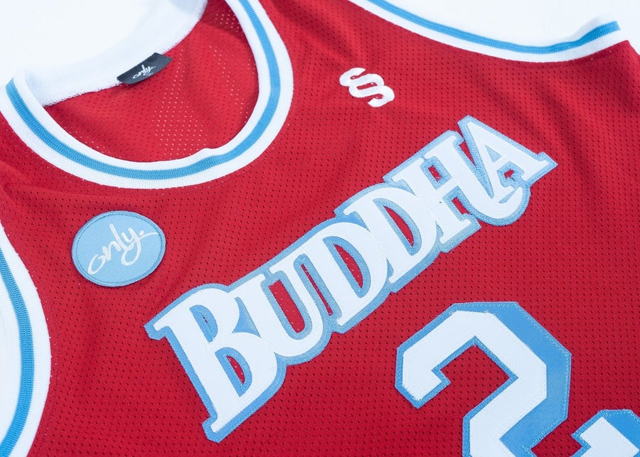 Image of Buddha League Jerseys