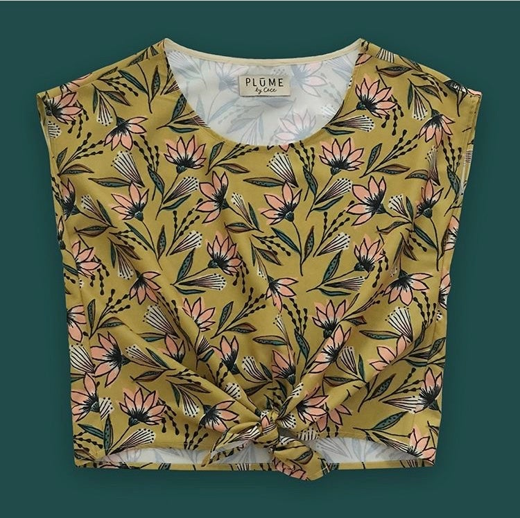 Image of Blouse - Spring Lemonade