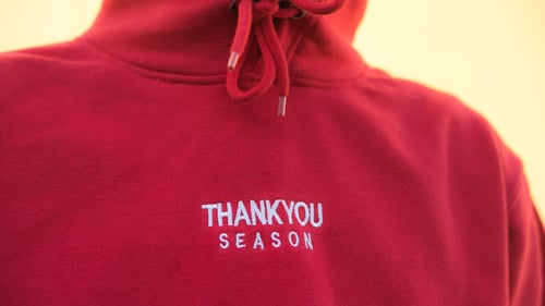 Image of Thank You Season Hoodie