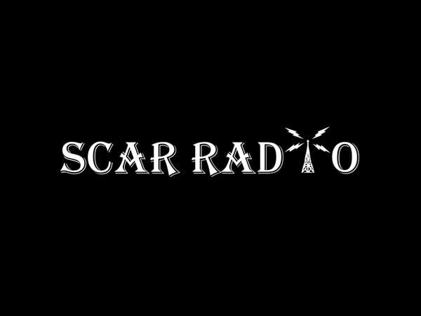 Image of Scar Radio logo T-shirts