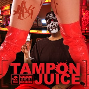 "Image of ABK - ""TAMPON JUICE""-LIMITED EDITION COVER"