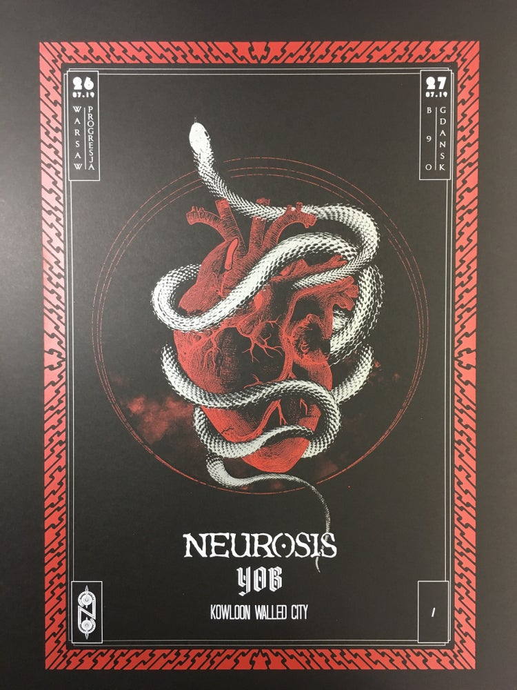 Image of NEUROSIS PL 2019