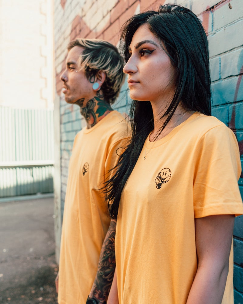 Image of ANYWAY EMBROIDERED TEE