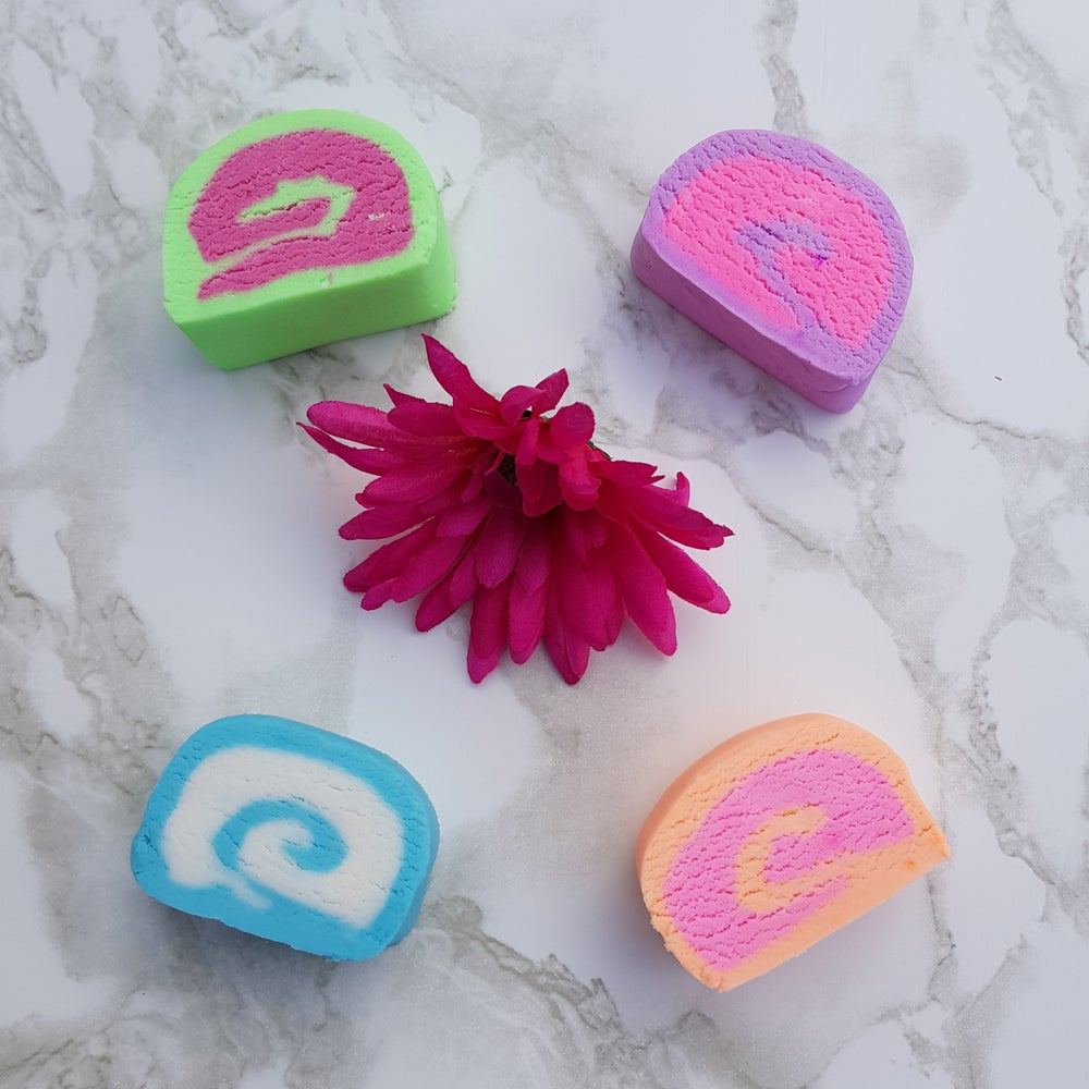 Image of Solid Bubble Bath Bar