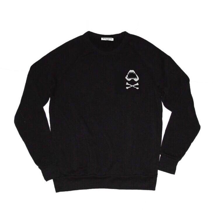 Image of Crossbones Crew Sweatshirt