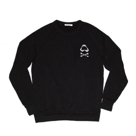 Image of Crossbones Crew Sweatshirt